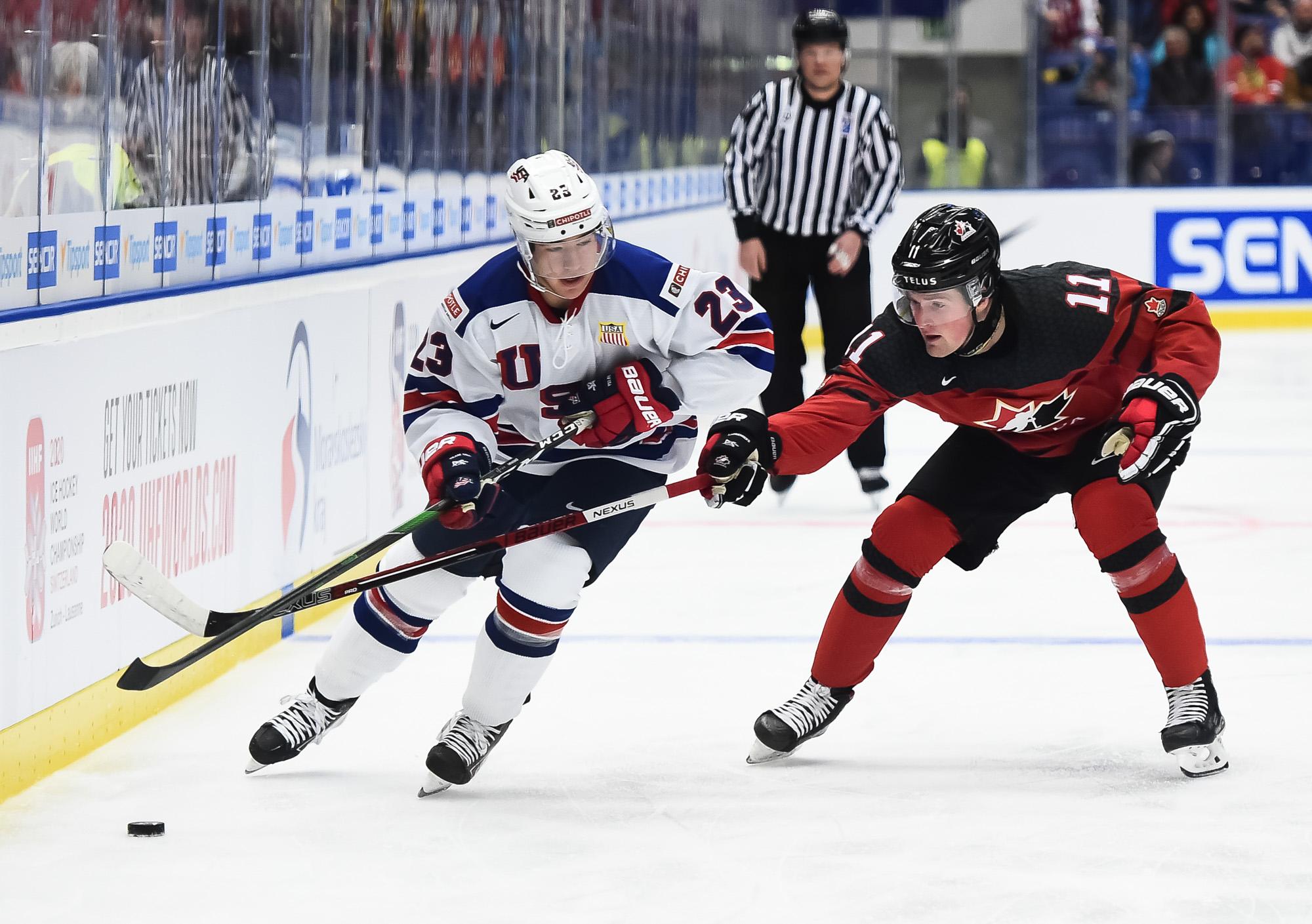 Canada Vs Usa Hockey