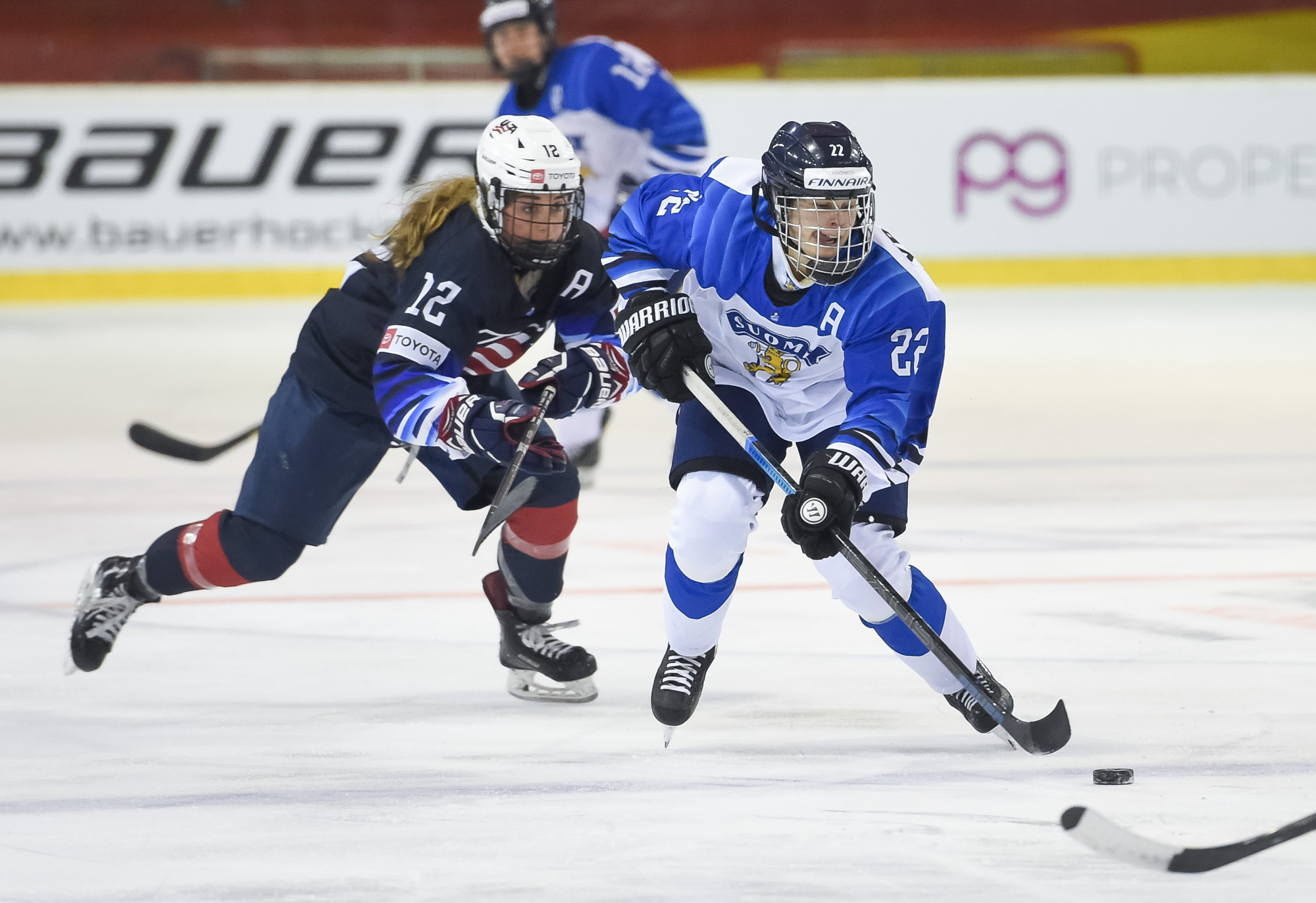 Suomi-Usa