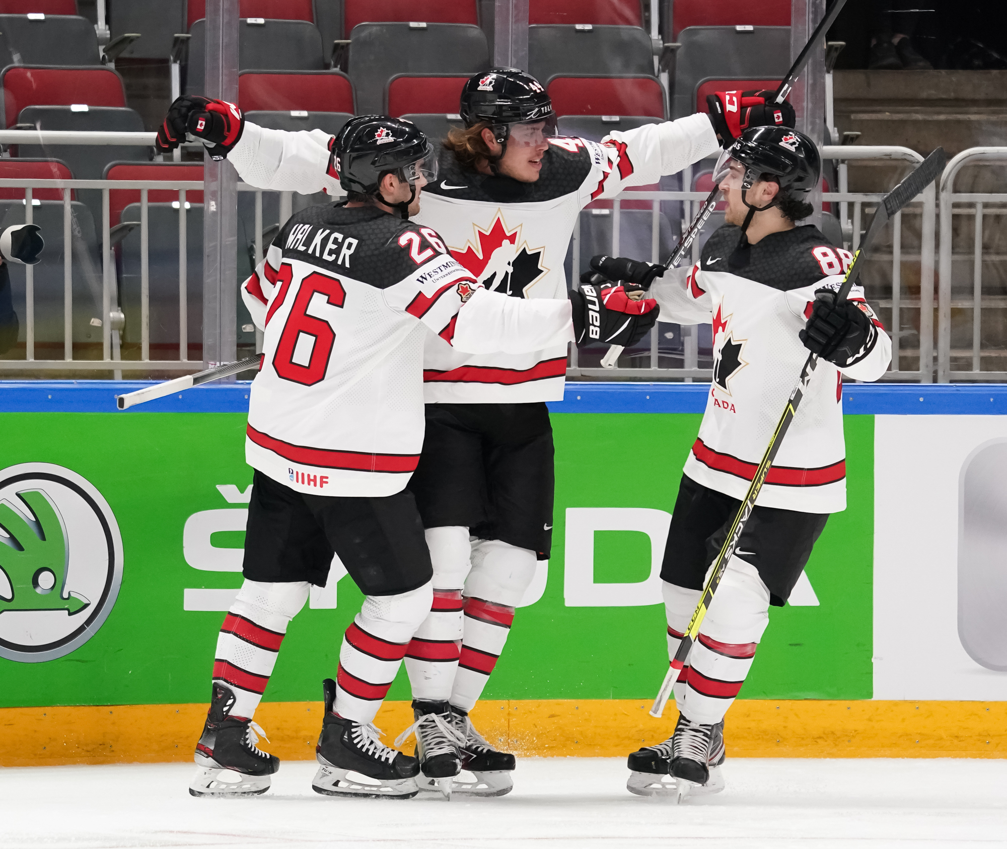 Kanada získala titul majstrov sveta