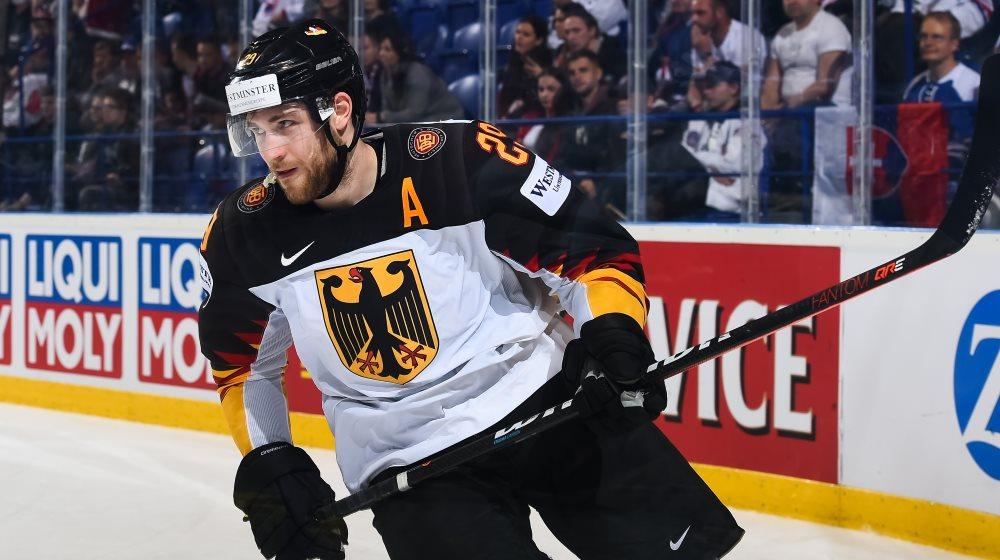 IIHF - Draisaitl German Sportsman of the Year